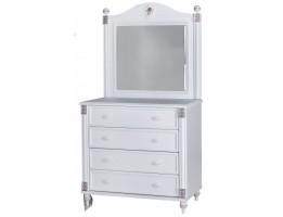 دراور آپادانا (بدون قاب آینه) مدل رز
