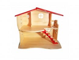 خانه چوبی بزرگ باکامه(بدون وسایل داخلی)