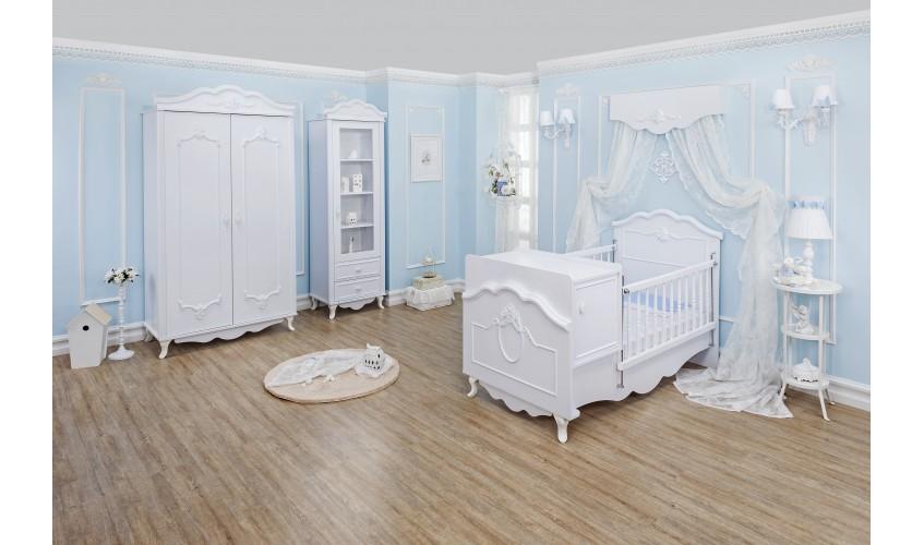 اتاق نوزاد آپادانا مدل گلوریا