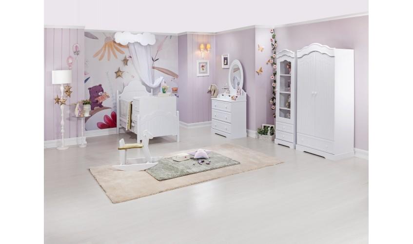 اتاق نوزاد آپادانا مدل پالی