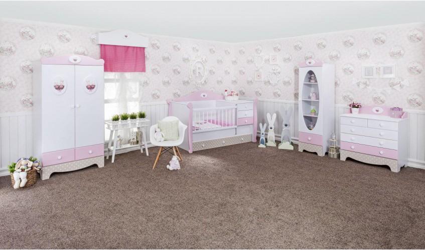 اتاق نوزاد آپادانا مدل رابیت