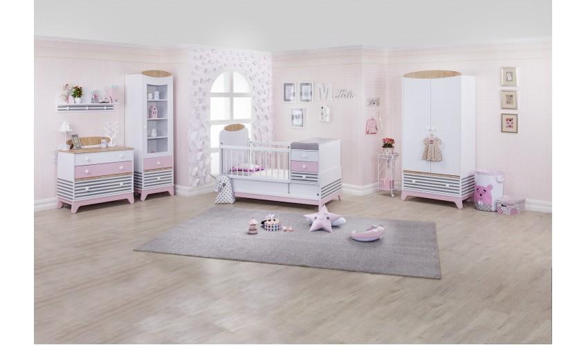 اتاق نوزاد آپادانا مدل دلاریس