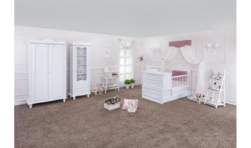 اتاق نوزاد آپادانا مدل کویین