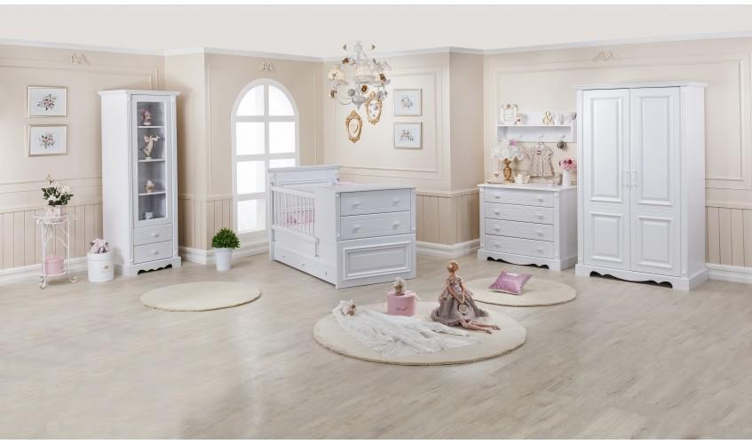 اتاق نوزاد آپادانا مدل ریتا