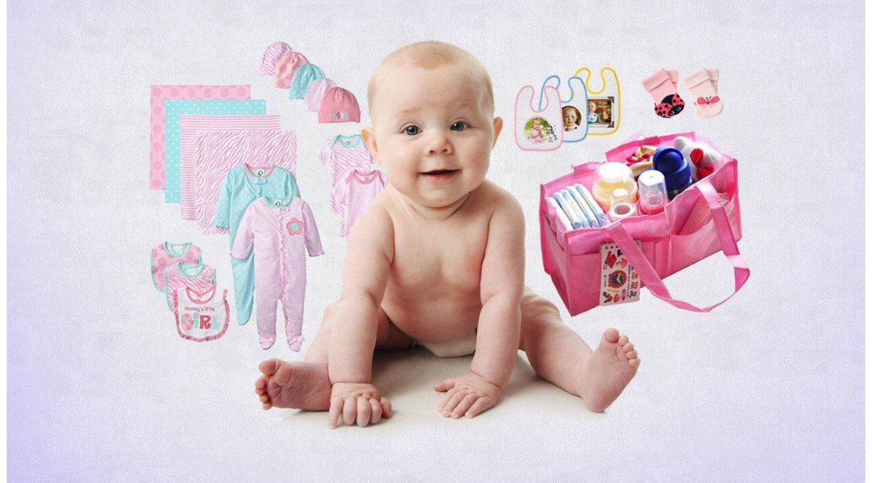 چک لیست لوازم سیسمونی برای سال اول بچه